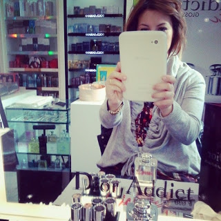 Christian Dior beauty set