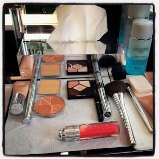 Christian Dior make up