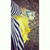 Marinière+Yellow